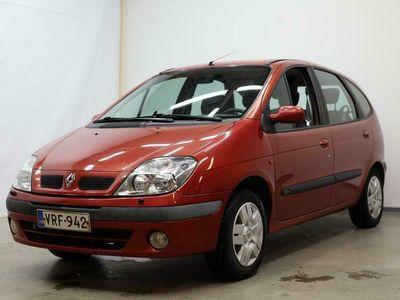 käytetty Renault Scénic 1,6 16V Pack Authentique - ** 1-Omistajalta ** käsiraha alkaen 0€ rahoitukseen **