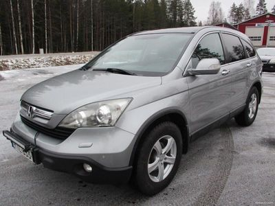 käytetty Honda CR-V 2.2i-CTDi Executive 4wd