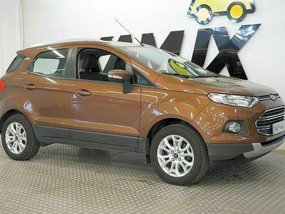 käytetty Ford Ecosport 1,0 EcoBoost 125hv M5 Titanium 5-ovinen