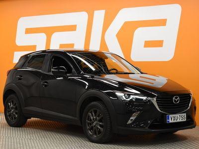 käytetty Mazda CX-3 2,0 (120) SKYACTIV-G Premium Plus 6MT EA3