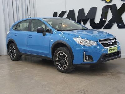 käytetty Subaru XV 1,6i (ZC) / Juuri merkkihuollettu / Vähän ajettu / Neliveto / Vakionopeussäädin