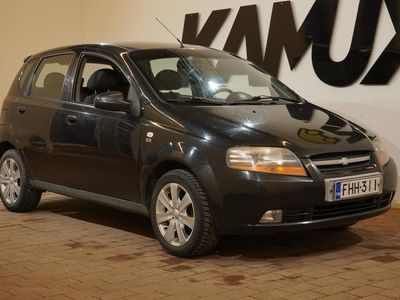 käytetty Chevrolet Kalos 1,4 16V SX 5d A/C