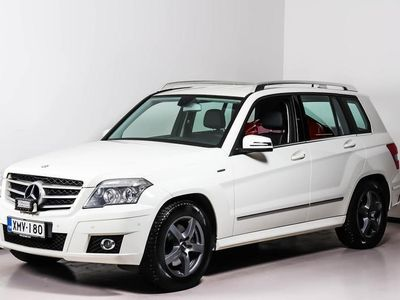 käytetty Mercedes GLK250 CDI BE 4Matic Premium Business A - Jämäkkä neliveto!