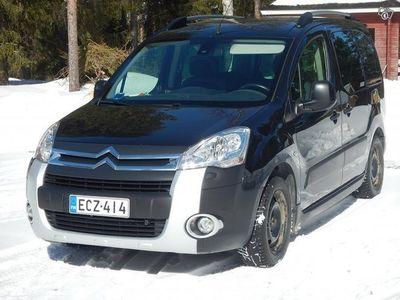 käytetty Citroën Berlingo 1,6 bens. -09