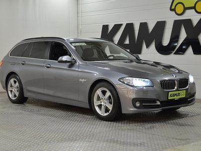 käytetty BMW 520 520 F11 Touring d A xDrive Business # Neliveto / Sähköluukku / Ratinlämmitin / Sporttipenkit #