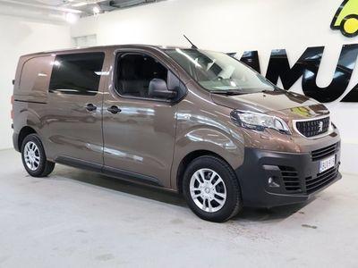 käytetty Peugeot Expert Juuri Katsastettu / Alv / Vetokoukku / Suomi-auto / BlueHDi 120 M