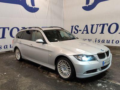 käytetty BMW 325 325 XI Touring Aut. * Hieno nelikko * Kotiintoimitus * Vaihto ja Rahoitus *