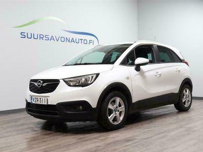käytetty Opel Crossland X Enjoy 1,2 82 MT5 TILA-AUTO - AUT