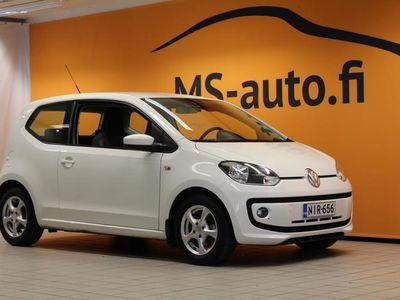 käytetty VW up! up! Move2D 1,0 BlueMotion #Kauppakassi #Pienetkilsat