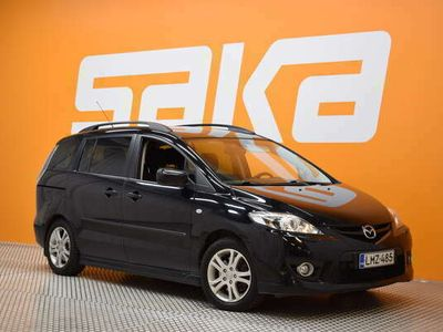 käytetty Mazda 5 MPV 2,0 Active Business 6MT 5d HC1 7