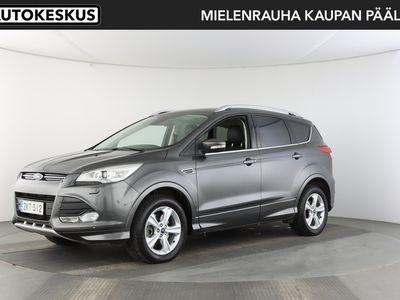 käytetty Ford Kuga 1,5 EcoBoost 182 hv AWD A6 Titanium Business 5-ovinen - Korko 1,9% + kulut