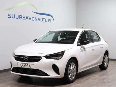 käytetty Opel Corsa 5-ov Edition 100 Turbo VALMIINA AJOON -PAKETTI - LEDIT / KAMERA / 7 INFOTAINMENT