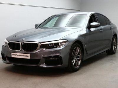 käytetty BMW 530 e A Charged Edition M Sport G30 Sedan Plug in hybrid