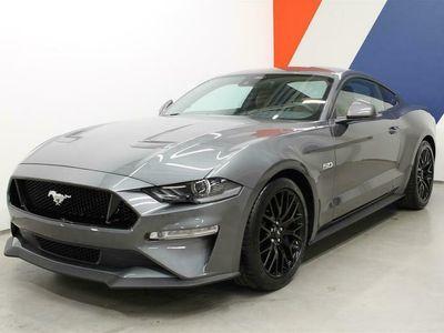käytetty Ford Mustang GT 5,0 V8 450hv A10 AUTOMAATTI Fastback, Magna Ride, Ilmastoidut penkit