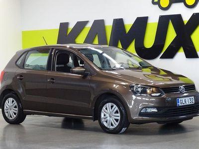 käytetty VW Polo Trendline 1,4 TDI 55 kW (75 hv) BlueMotion Technology 4-ovinen / LOHKOLÄMMITIN / SUOMI-AUTO / 1-OMISTAJA /