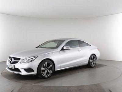 käytetty Mercedes E220 CDI BE Coupé A Leather, Navi, Exterior Sport Pack