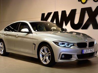 käytetty BMW 430 Gran Coupé d xDrive F36 258hv M-Sport