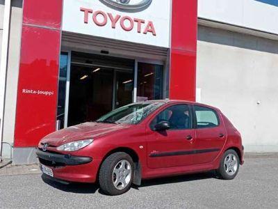 käytetty Peugeot 206 XR 1,4 5d S-Edition