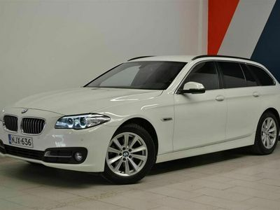 käytetty BMW 518 518 F11 Touring d TwinPower Turbo A Business Exclusive Edition