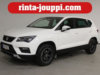 käytetty Seat Ateca 1,0 TSI 115 Style - ** Digital Cockpit / Webasto / LED / Adapt.cruise / Beats Audio / KESSY / Kamera / Navigointi! ** !