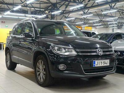 käytetty VW Tiguan Sport & Style 2,0 TDI 103 kW (140 hv) BlueMotion Technology 4MOTION DSG-aut