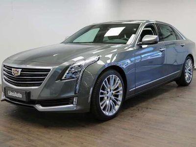 käytetty Cadillac CT6 Luxury 3.0TT V6 AWD AT8 **Huippuhieno**