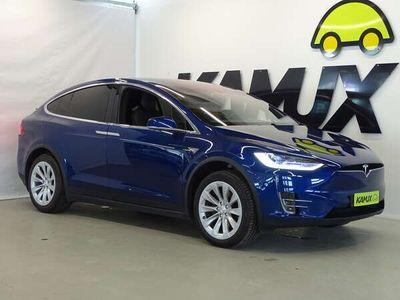 käytetty Tesla Model X 90 D / 7