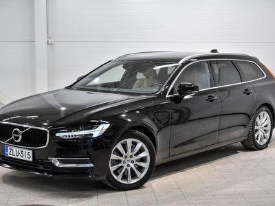 käytetty Volvo V90 T8 AWD Business aut | Selekt 30 kk takuu veloituksetta | 1,3 % korko + kulut | Suomi-auto,