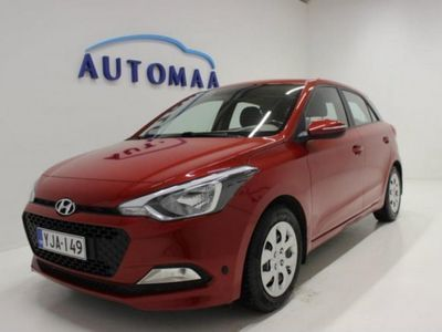 käytetty Hyundai i20 5D