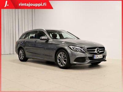 käytetty Mercedes C180 T A Premium Business Avantgarde 9G-Tronic 156hv
