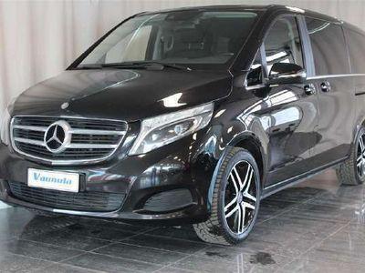 käytetty Mercedes V220 CDI A 120 kW
