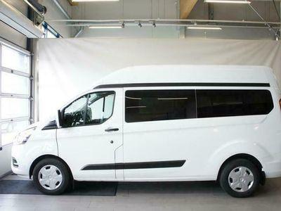 käytetty Ford Custom Transit340 2,0 Ecoblue M6 130 hv Lectica 1+8 Esteetön-/Invataksi