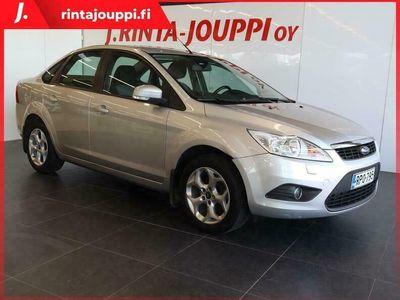 käytetty Ford Focus 1,6 100 hv // SUOMI-AUTO 1. OMISTAJALTA! // *** J. kotiintoimitus