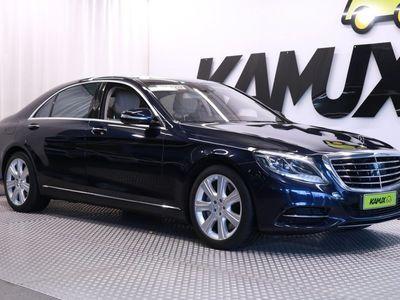käytetty Mercedes S500 Plug-In Hybrid / Huippu tyylikäs / Ministeritason kyydit /