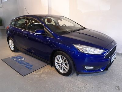 käytetty Ford Focus 1,5 EcoBoost 150 hv Start/Stop M6 Trend 5-ovinen - Korko 1,50%*! S-bonusta 500€:n oston arvosta! Ens