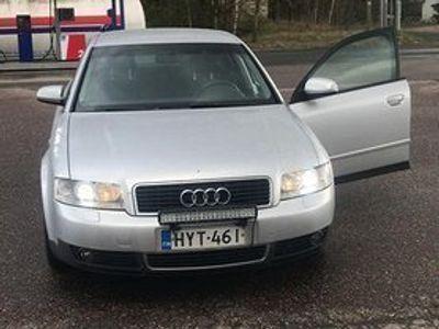 käytetty Audi A4 2.0l