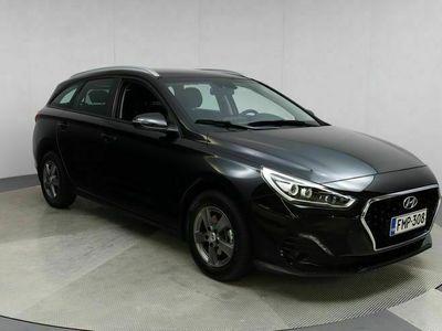 käytetty Hyundai i30 WAGON 1,4 T-GDI 140 hv 7-DCT Comfort Automaatti / Peruutuskamera + Parkkitutkat takana / Led-Ajovalot