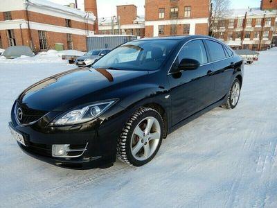 käytetty Mazda 6 HB 1,8 Elegance 5MT 5ov VB2