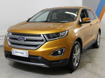 käytetty Ford Edge 2,0 TDCi 210hv PowerShift Titanium AWD