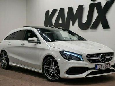 käytetty Mercedes 200 CLA-sarjad | AMG | Panorama | Navi | Harman/Kardon | 2x-renkaat