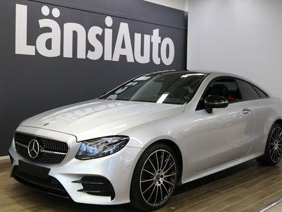 """käytetty Mercedes E350 4Matic A Coupe AMG """"Katso varusteet"""" **** LänsiAuto Safe -sopimus hintaan 590EUR. ****"""