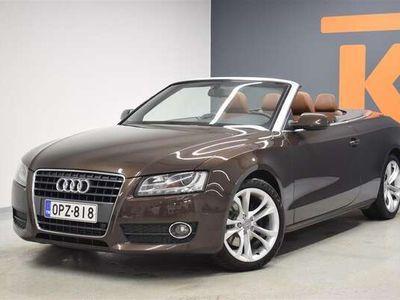 käytetty Audi A5 Cabriolet 2,0 TFSI 132 kW multitronic-autom.