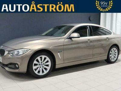 käytetty BMW 430 Gran Coupé F36 430d A Business Luxury xNavi Edition *Suomi-auto* *1.om* *Tyylikäs kokonaisuus*