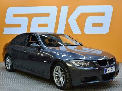 käytetty BMW 320 E90 Sedan ** M-SPORT / Tutka takana / AUX / Urheiluistuimet **