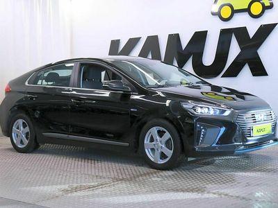 käytetty Hyundai Ioniq plug-in DCT Comfort / Adapt. vakkari / Navi / Peruutuskamera / Vetokoukku /