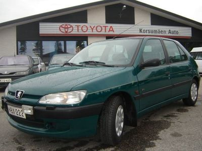 käytetty Peugeot 306 XND 1.9D 5d