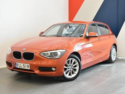 käytetty BMW 118 1-SARJA d Tbo xDrive LTD Edition 5ov