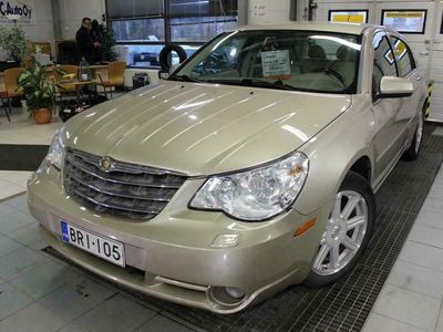 käytetty Chrysler Sebring 2.0 Limited Business 4d VARUSTELTU!- RAHOITUS 100%- #KORKOTARJOUS 1,95%#