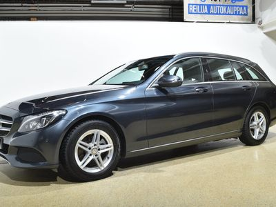 käytetty Mercedes C180 d T A Premium Business (MY16)