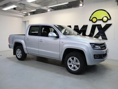 käytetty VW Amarok DC Highline 2,0 TDI 132kW 4MOTION Autom. BMT 3040kg